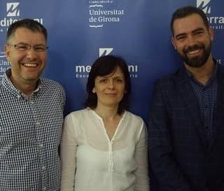 PONÈNCIA DE PROFESSORS DE LA UNIVERSITAT DE ORADEA (ROMANIA) A L'EU MEDITERRANI