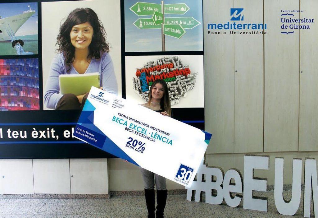 BECA EXCELENCIA ACADÉMICA EU MEDITERRANI