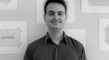 Marc Momplet. Entrevistado en el podcast de la E.U.Mediterrani