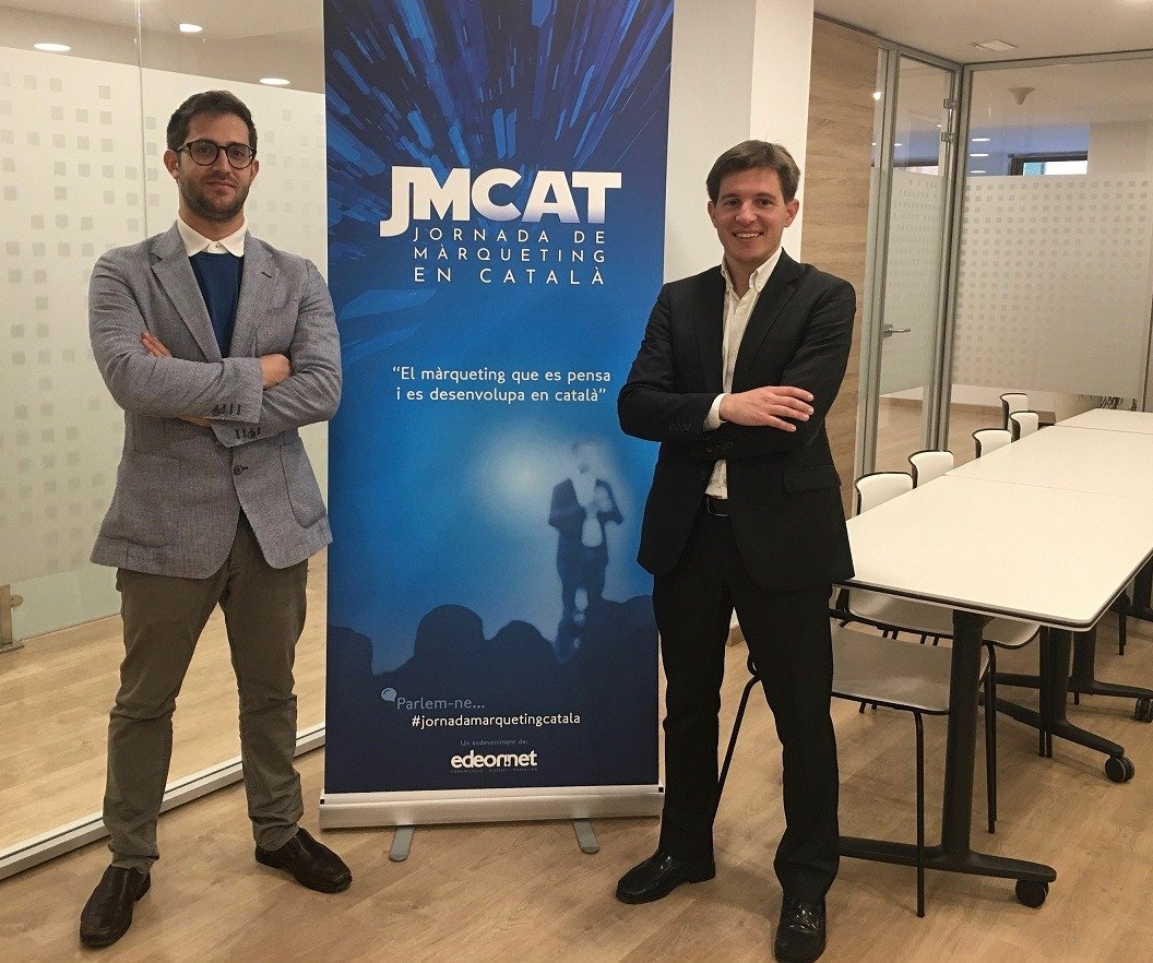EU MEDITERRANI Y EDEON.NET POSPONEN LA JORNADA DE MARKETING EN CATALÁN 2020