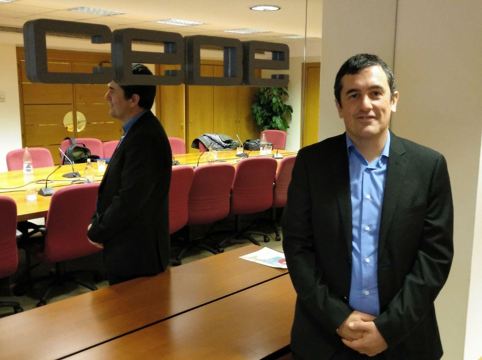 THE TEACHER OF EU MEDITERRANI DR. ÓSCAR GUTIÉRREZ OBTAINS ANECA ACCREDITATION