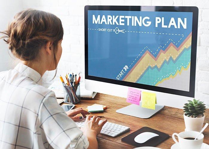 ¿Cuáles son los objetivos de un plan de marketing?