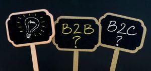 que es b2b b2c diferencias