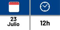 Boton Sesiones informativas dia y hora GT CAST 23