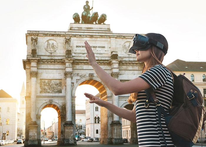 ¿Qué es el Turismo Virtual? La realidad virtual en el sector turístico