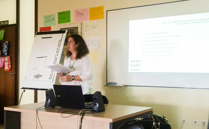 La profesora Mònica Muñoz recibe una valoración 'Cum Laude' en la defensa de su tesis doctoral