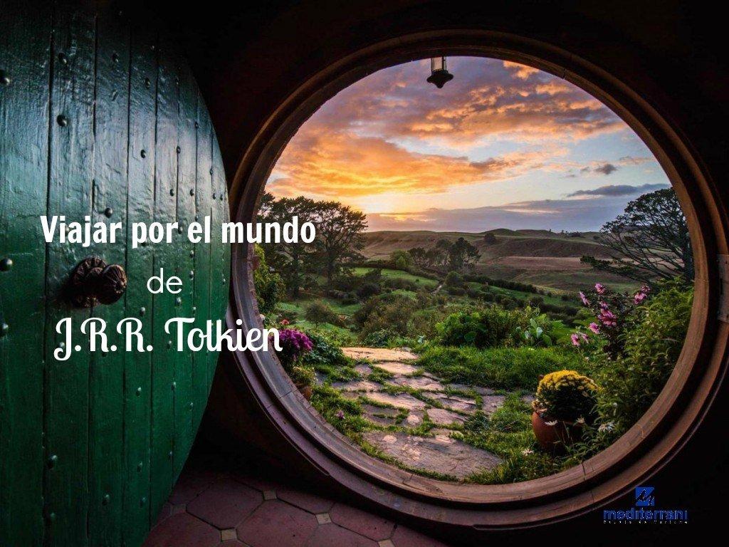 Universidad de turismo: Viajar por el mágico mundo de J.R.R. Tolkien